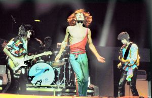 MAGIC MOMENTS OF THE ROLLING STONES @ P.Art Galerie