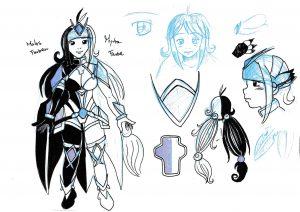 Comic-Zeichnen - WOC online