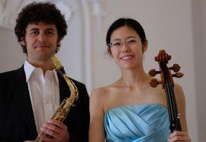 Saxophon & Cello @ Kleine Bühne