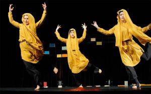Malala - Tanztheater für Kinder und Erwachsene