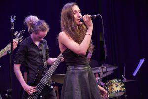 Jahresabschlusskonzert der Berufsfachschule für Rock, Pop & Jazz München @ Open Air im Ebenböckhaus