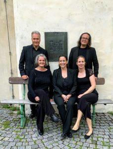 Virtuose Kammermusik - findet im Park des Ebenböckhauses statt @ Open Air im Park des Ebenböckhauses