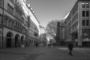 München im Shutdown @ Lichthof & Bar
