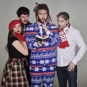 ABGESAGT: A liabe Weihnachtsg'schicht @ Wagenhalle
