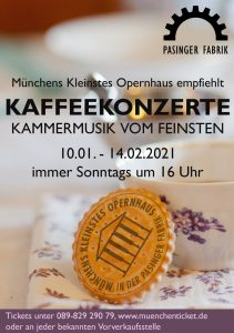 Kaffeekonzerte - MUSS LEIDER ENTFALLEN!