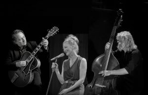 Couch Konzerte: LISA WAHLANDT COMBO - Songs For A Special Night @ Konzertstream