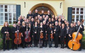 Münchner Ärzteorchester @ Open Air im Park des Ebenböckhauses